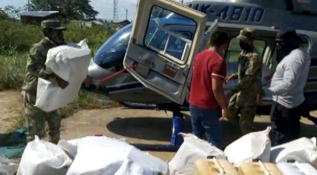 Gobernación envía ayuda humanitaria a indígenas de Murindó