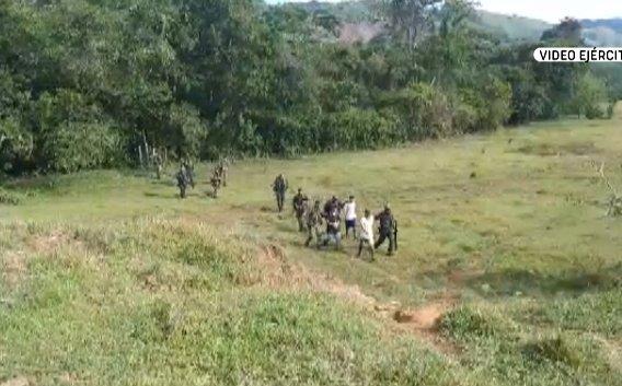 Liberan tres de los ocho jóvenes que habían sido retenidos en el Bajo Cauca