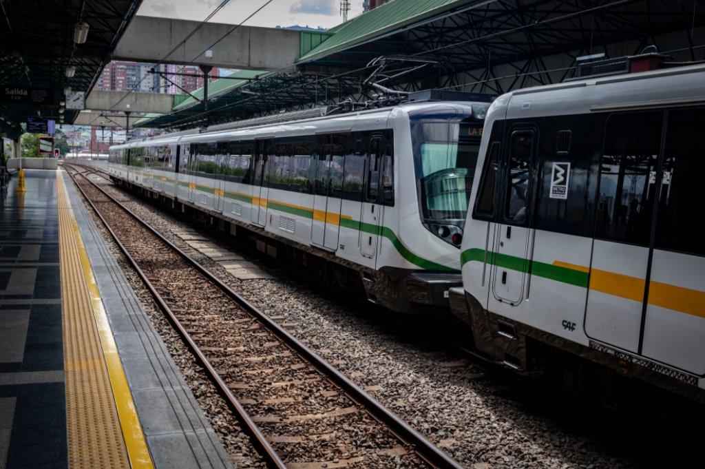 Alerta por dificultades financieras en el Metro de Medellín