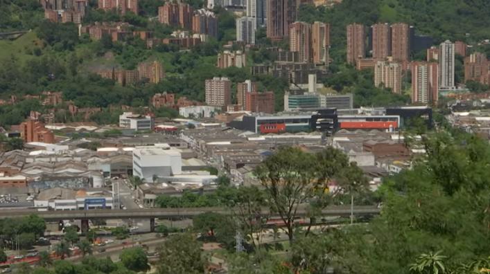 11 distritos culturales y comerciales tendrán el Centro de Medellín