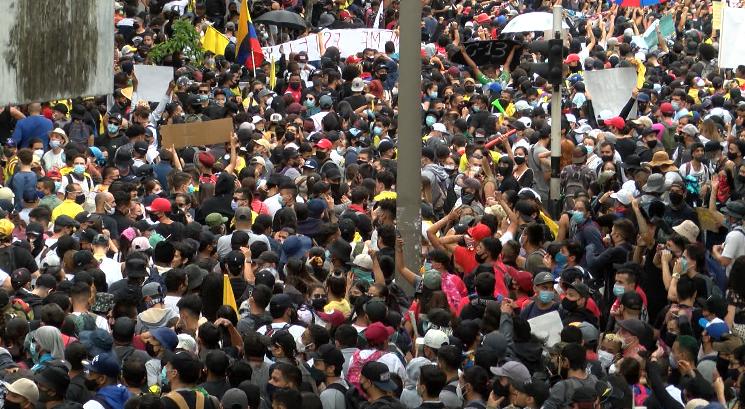 Autoridades hacen un llamado a la no violencia ante nueva jornada de manifestaciones