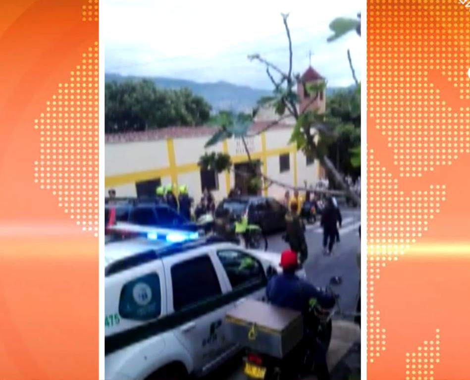 Hombre de 33 años murió en medio de una asonada contra la Policía en el barrio Robledo-Miramar