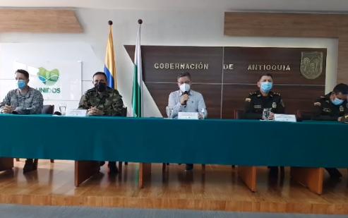 Gobernación de Antioquia anunció nuevas medidas restrictivas