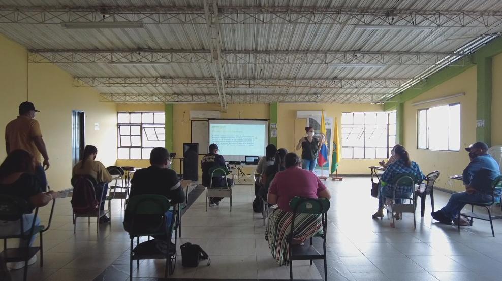 128 líderes del Norte y Bajo Cauca se capacitaron para desarrollar proyectos en Hidroituango