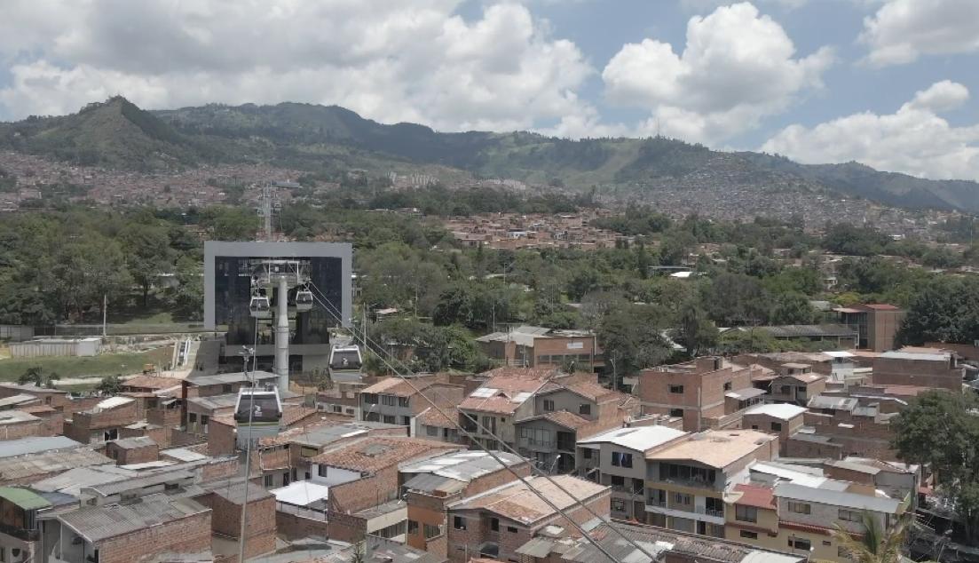 Desde hoy 420.000 habitantes disfrutan del Metrocable Picacho