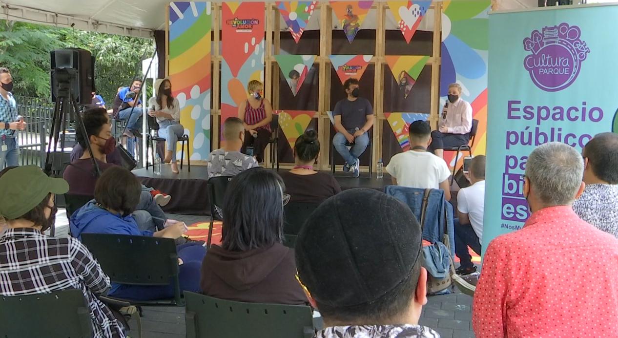 Con múltiples actividades Medellín se une al mes de la diversidad