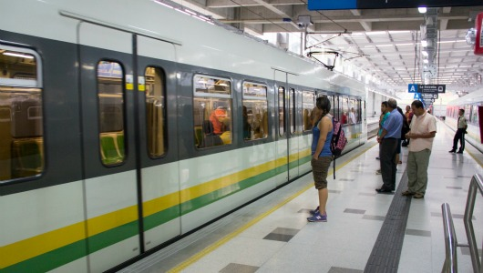 Metro de Medellín pide activación de auxilios a transporte masivo