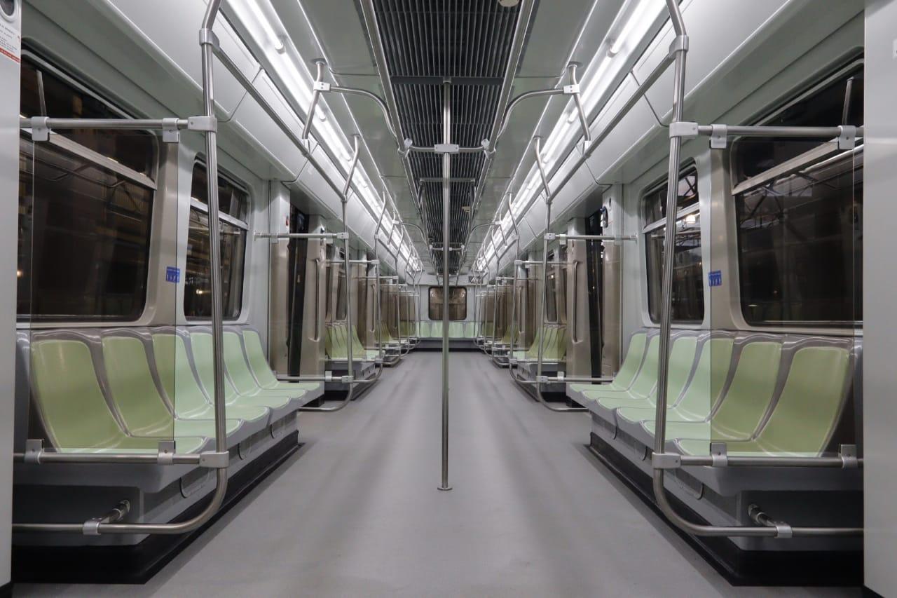 Comenzaron a operar los trenes renovados del Metro de Medellín
