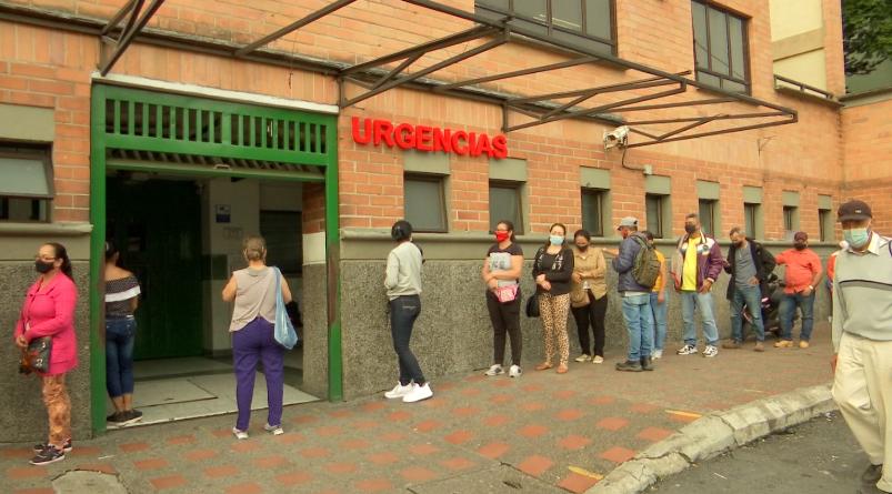Metrosalud de San Javier continúa aplicando vacunas contra el covid-19