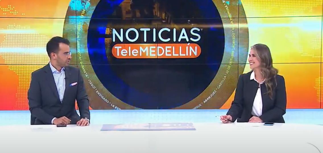 Noticias Telemedellín 09 de junio del 2021-emisión 07:00 p.m.