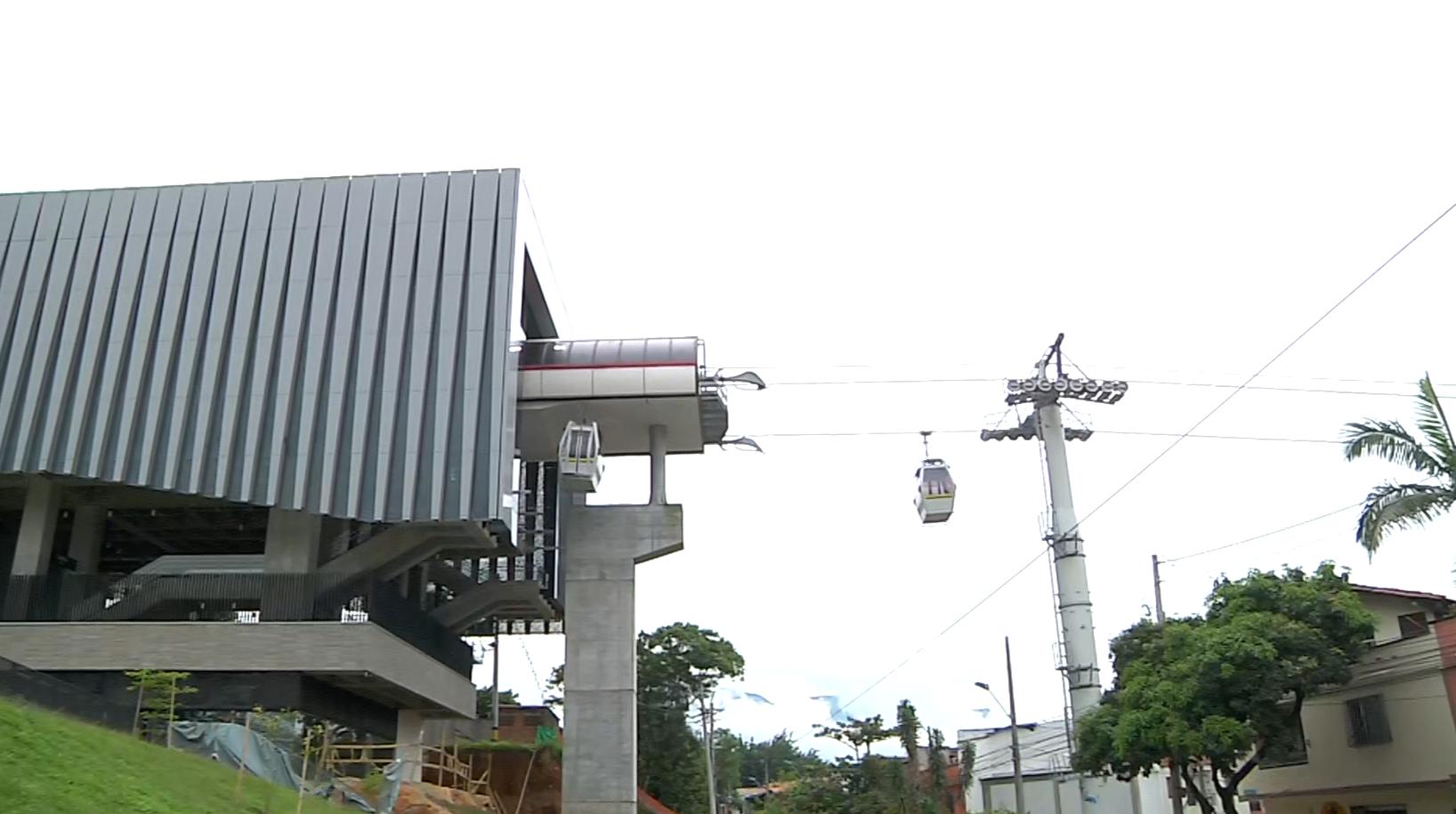 En tres días será inaugurado el Metrocable Picacho