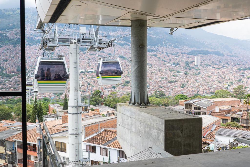 ¡El Metroclable Picacho es una realidad!