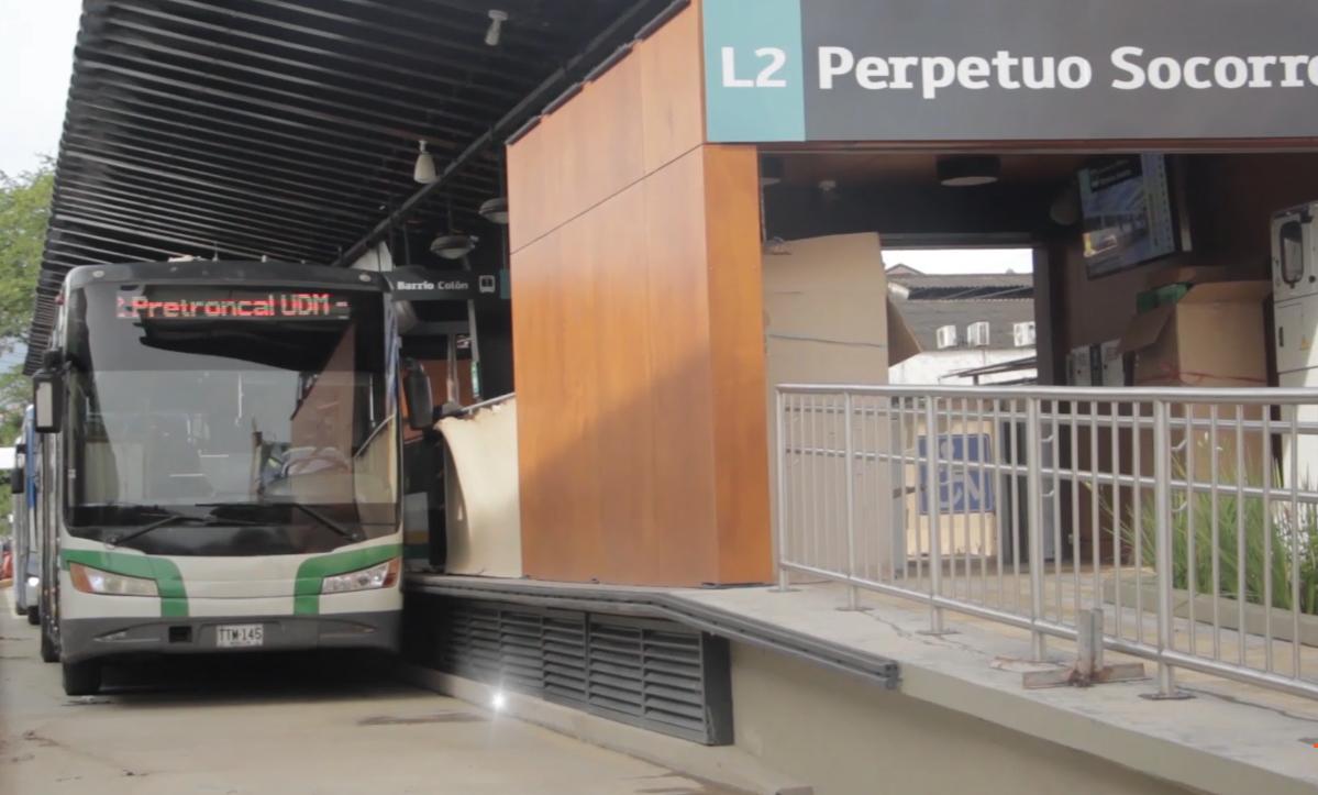 Extienden operación gratuita del Metroplús del corredor de la Avenida Oriental