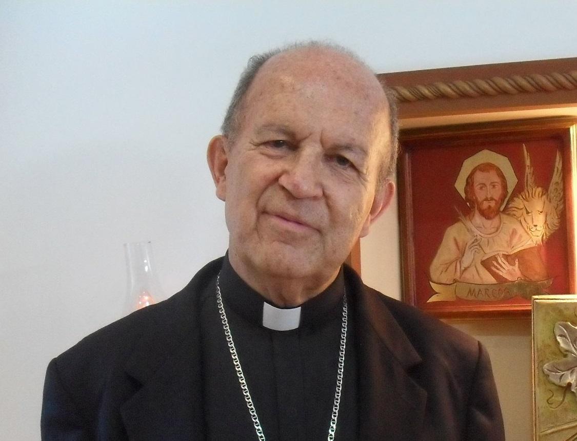 Falleció monseñor Alberto Giraldo Jaramillo