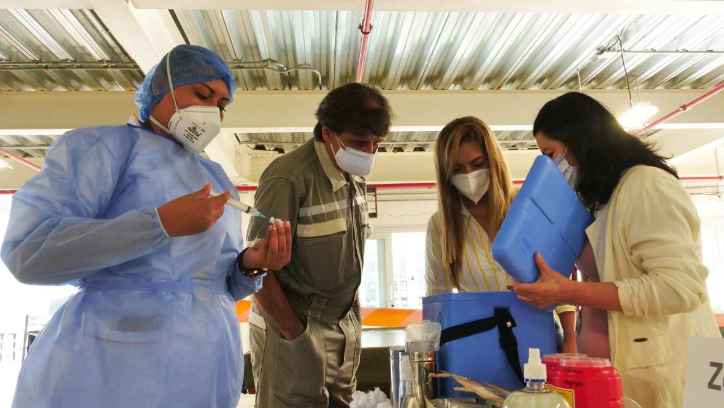 Antioquia superó los 3 millones de dosis aplicadas