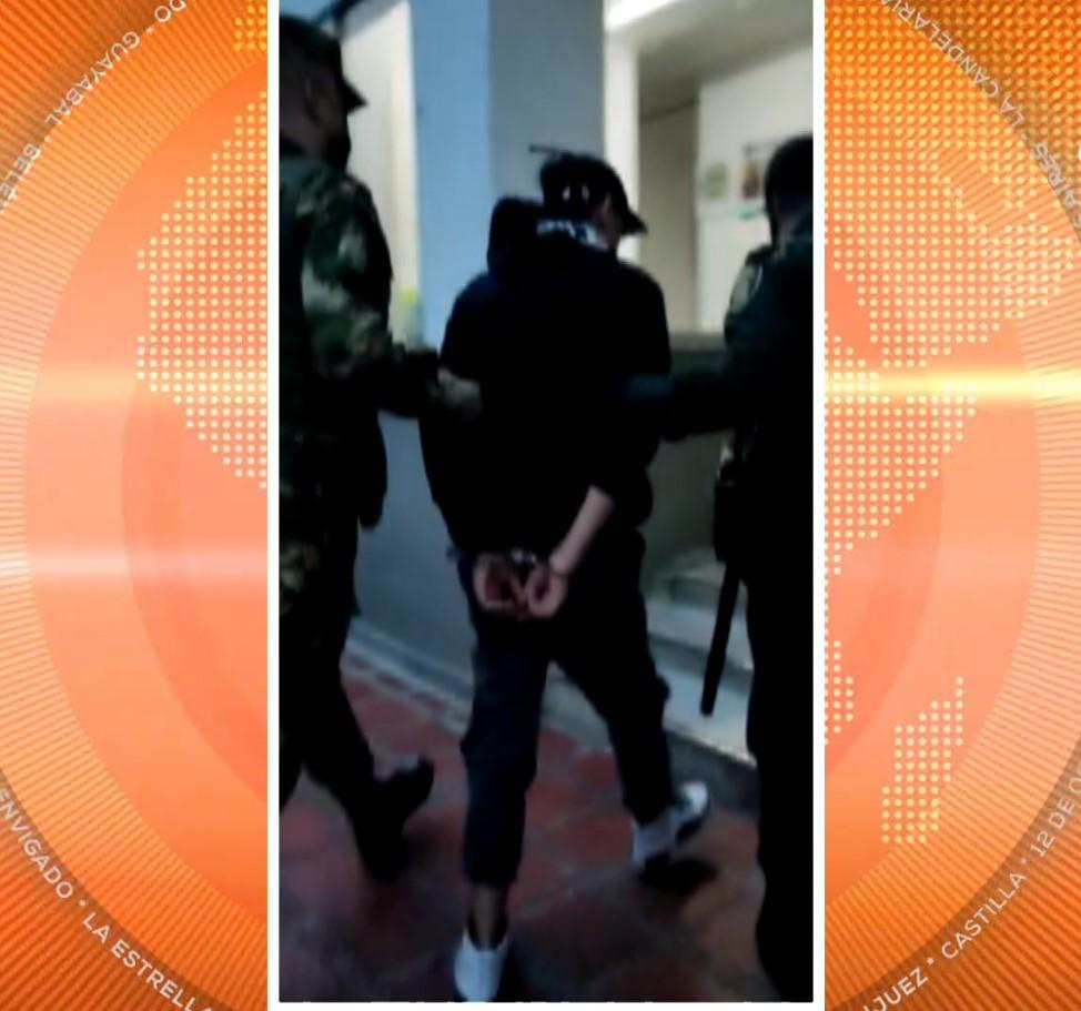 Ejército capturó a alias Calavera, presunto integrante del Clan del Golfo