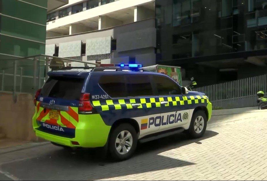 Investigan hurto masivo en centro empresarial de El Poblado