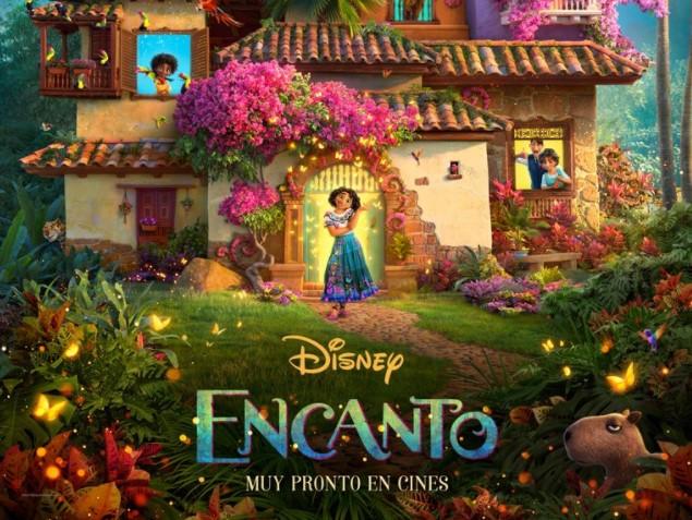 """Disney lanzó el primer traíler de """"Encanto"""" película ambientada en Colombia"""