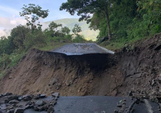 Ituango sufrió afectaciones por fuertes lluvias