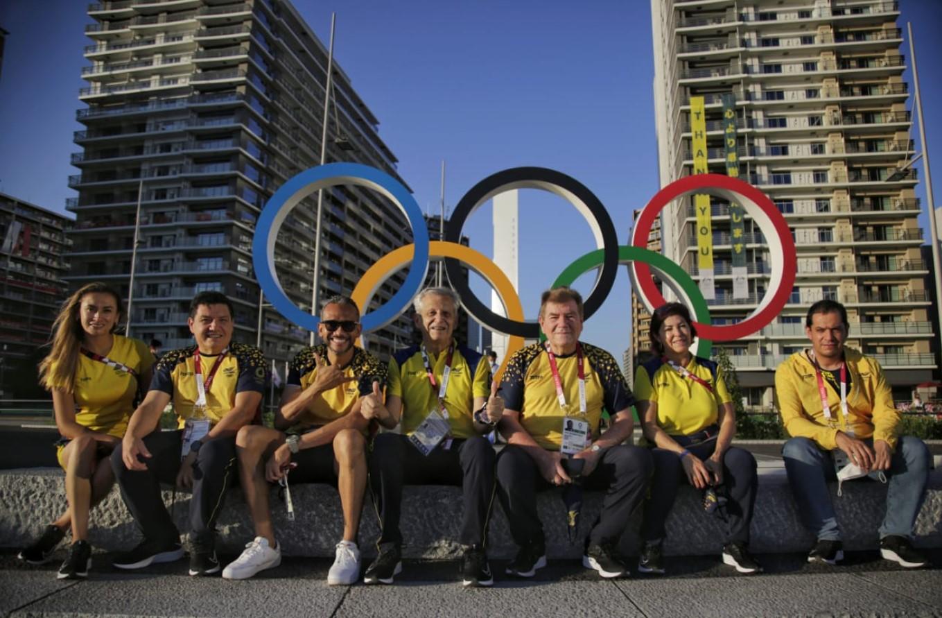 Programación de los colombianos Juegos Olímpicos 2021 Día 1