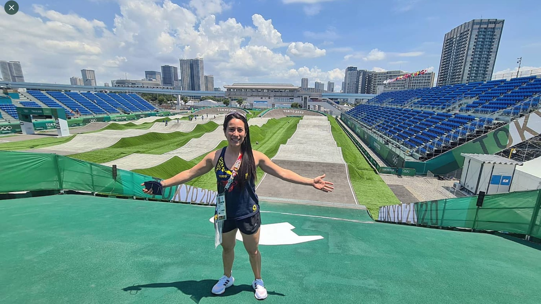 Maria Pajón prepará su participación en los Juegos Olímpicos 2020