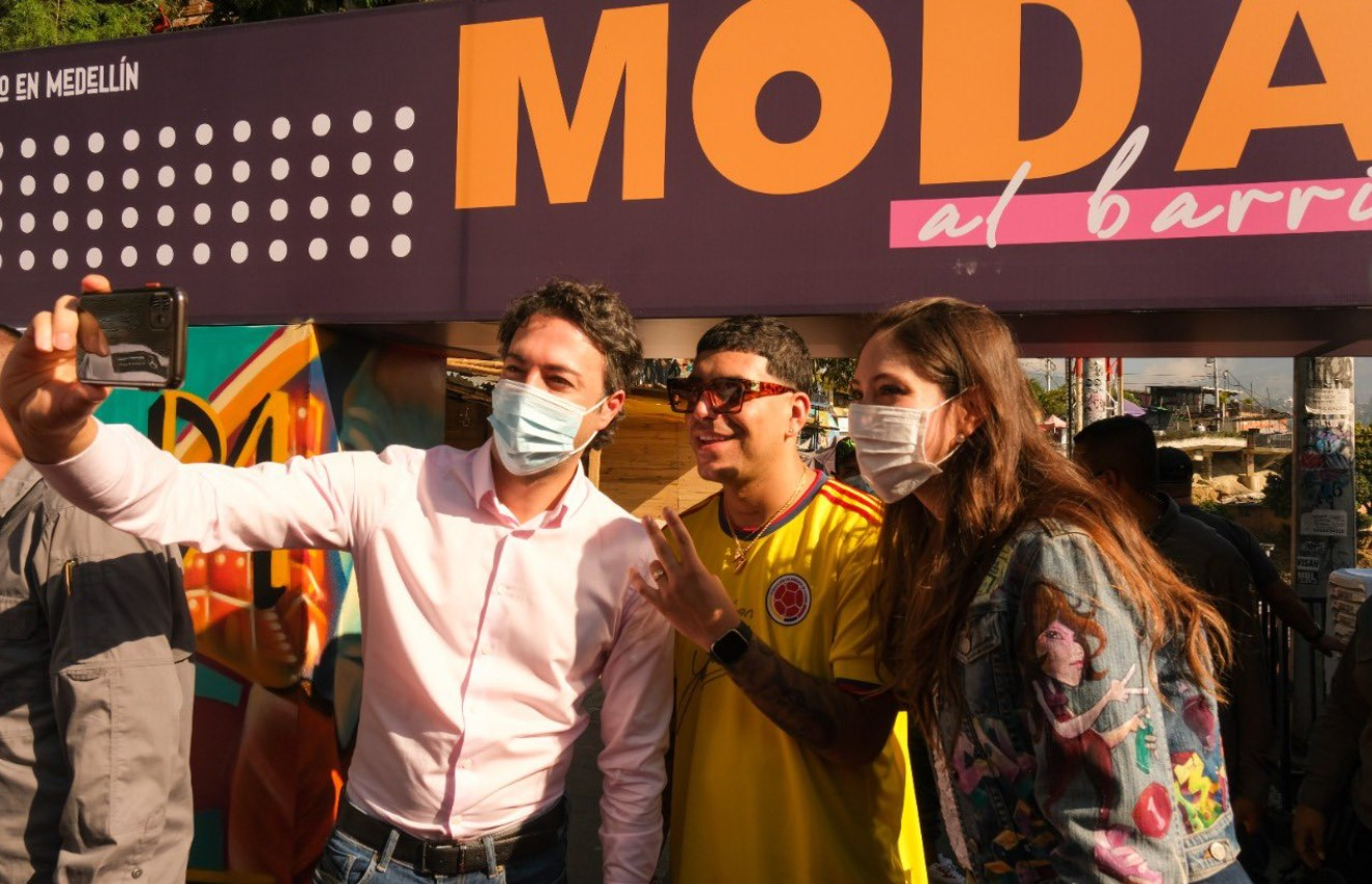 """La moda se toma los barrios de Medellín con """"Moda al Barrio"""""""