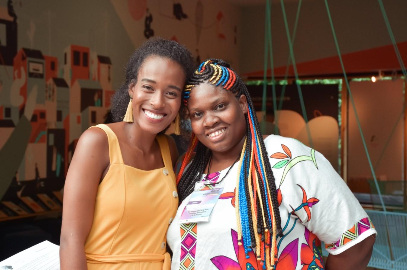 Así se conmemoró el día internacional de la mujer afro