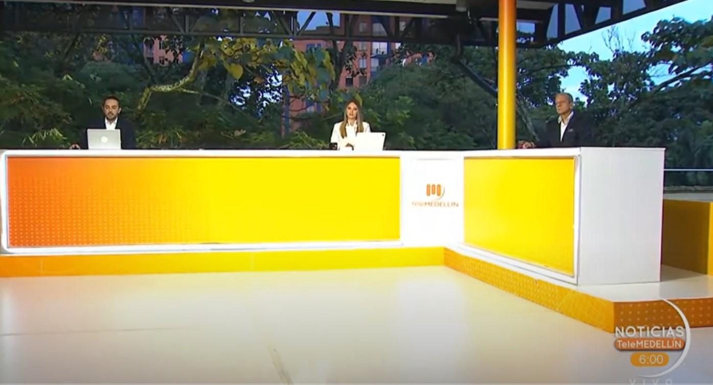 Noticias Telemedellín 26 de julio del 2021 – emisión 6:00 a.m.