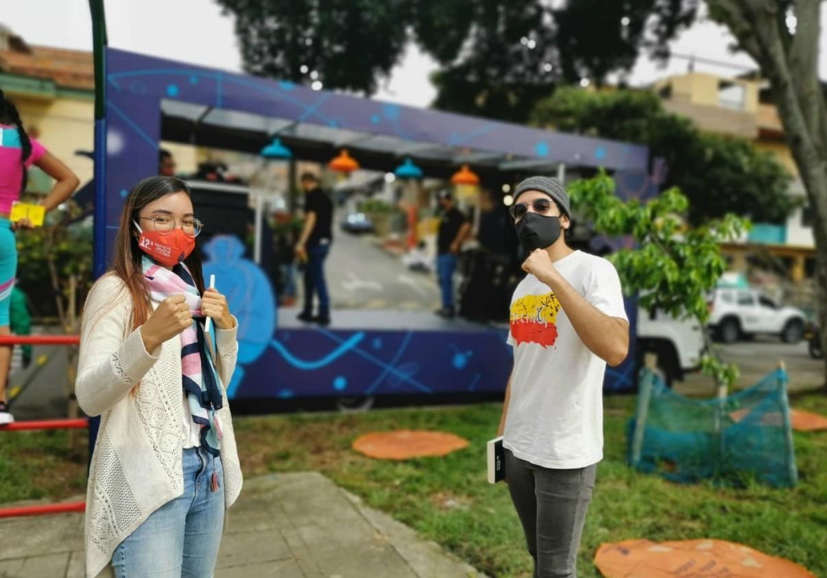Medellín se lee en la 13ª Parada Juvenil de la lectura