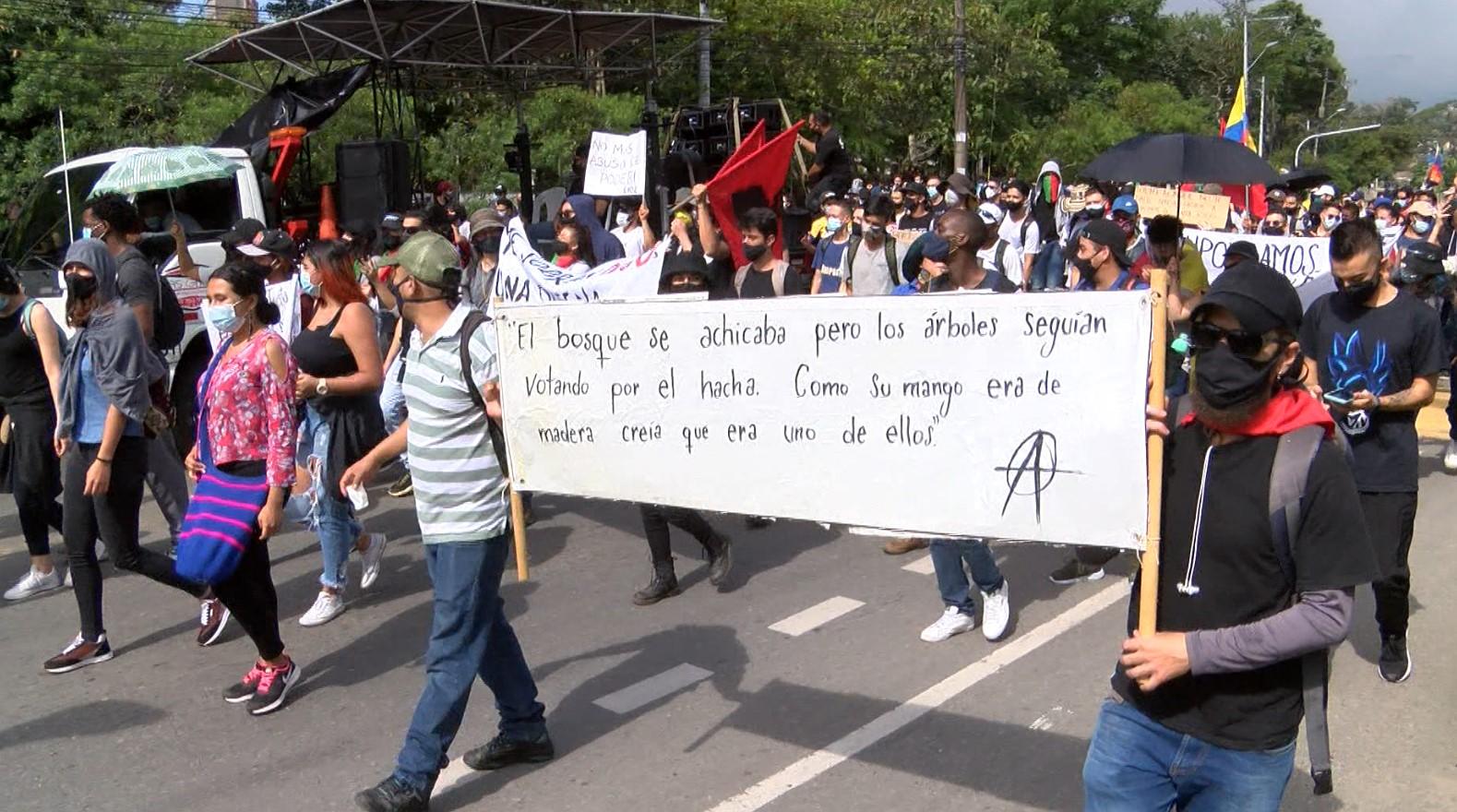 Personería de Medellín acompañará marchas del 20 de julio