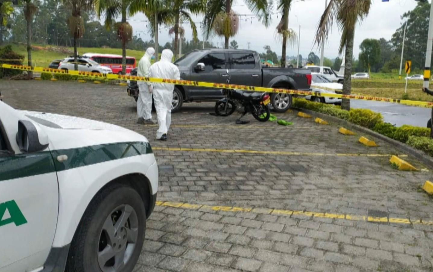 Presunto fletero murió tras cometer un hurto en Rionegro