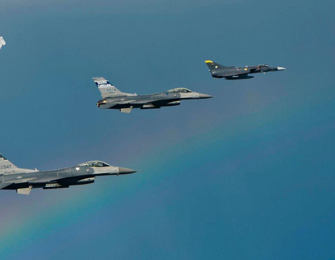 El ejercicio internacional Relámpago VI tendrá la participación de la USAF