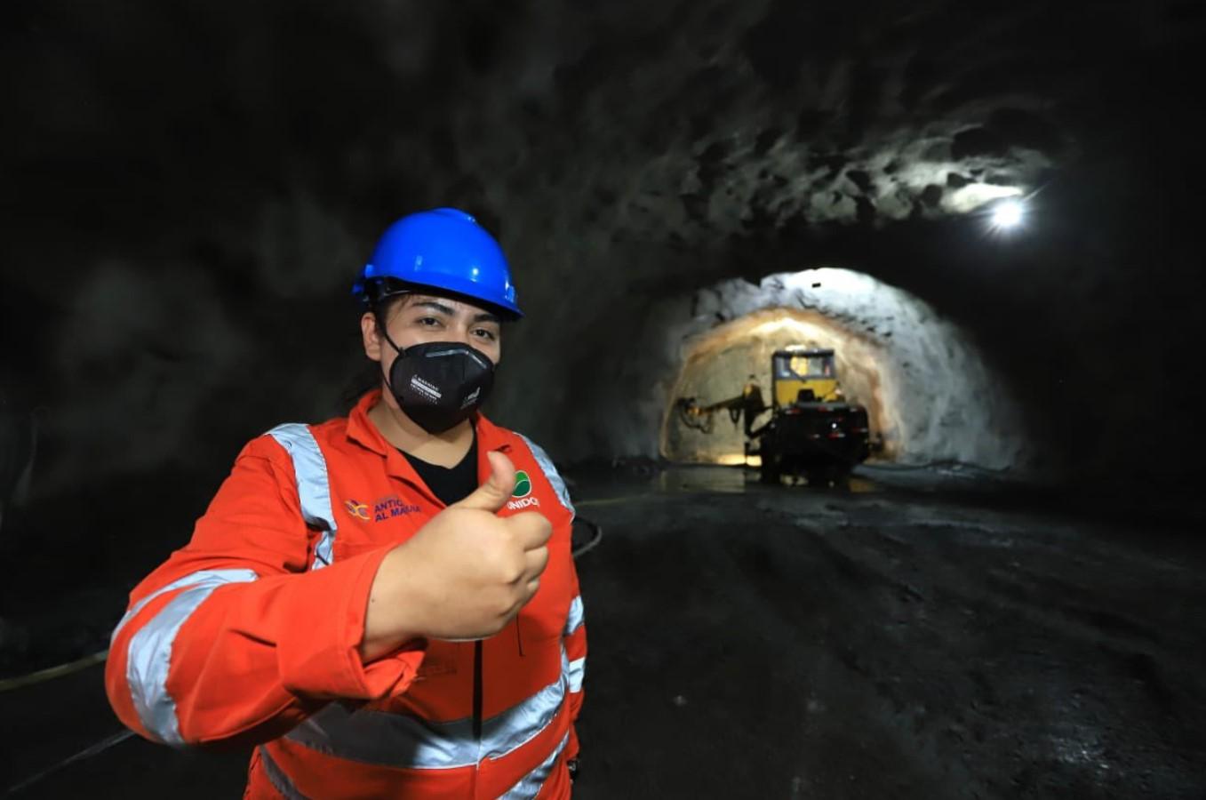 Excavación del Túnel del Toyo culminaría en 2022