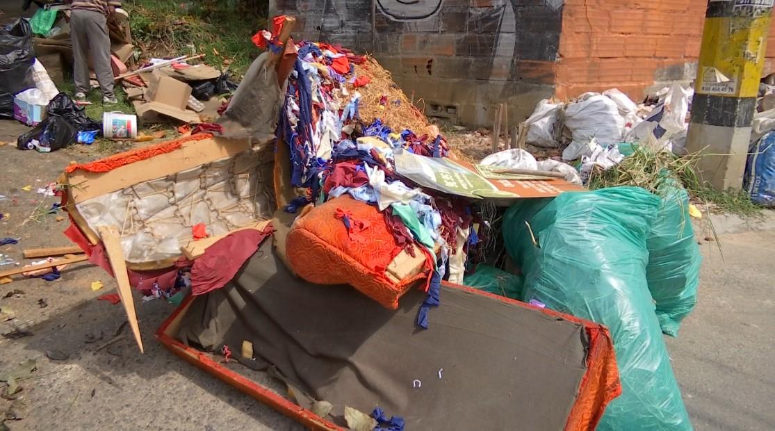 Identifican puntos críticos de acumulación de basuras en Medellín