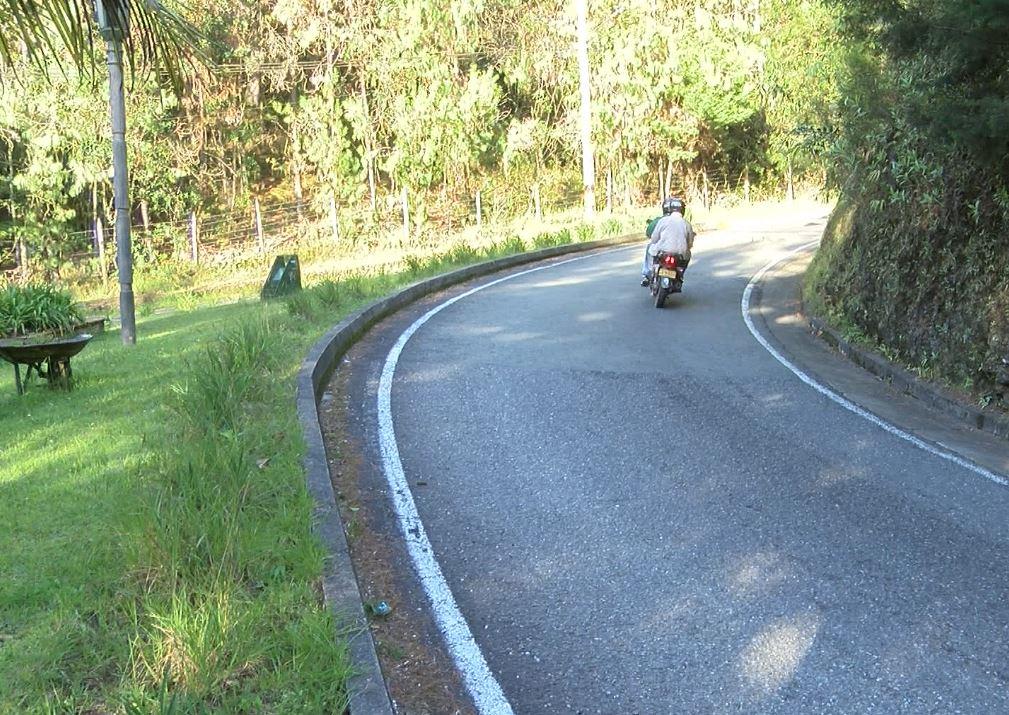 Vía entre El Escobero y El Retiro será iluminada