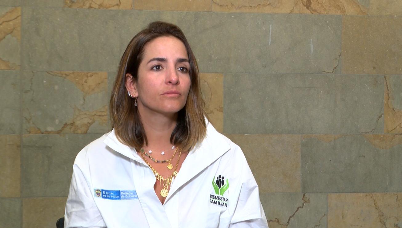"""""""Atacar la inocencia de un niño es realmente de bestias"""": Lina Arbeláez, directora general ICBF"""