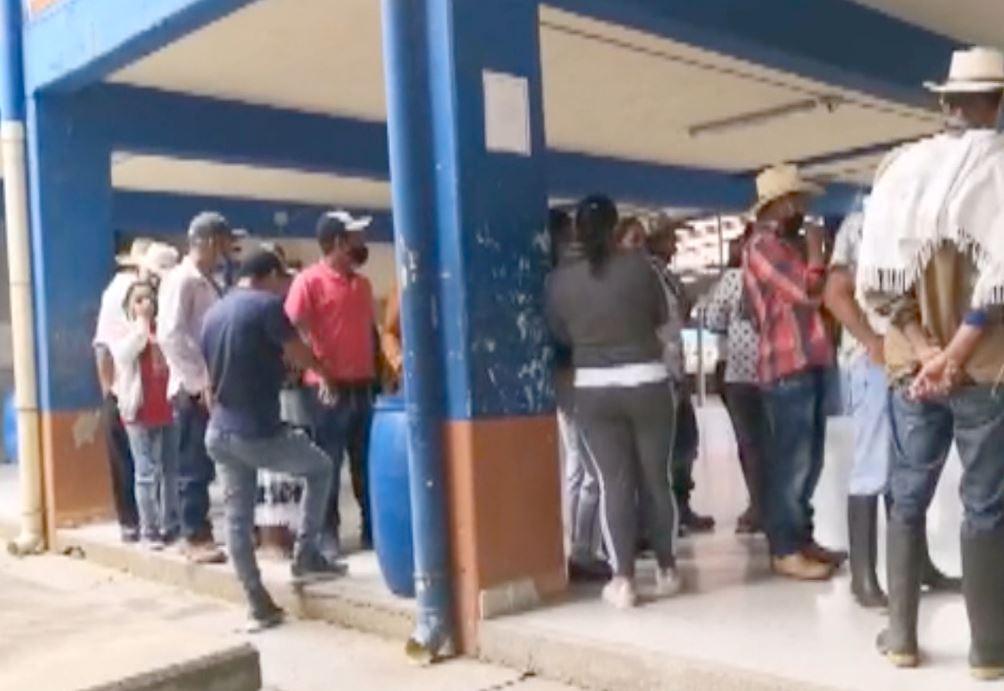 Aún no inicia retorno de desplazados de Ituango