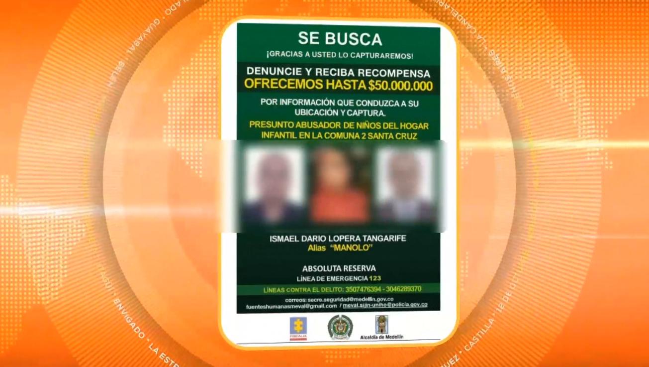 Capturan a alias Manolo en Santa Rosa de Osos