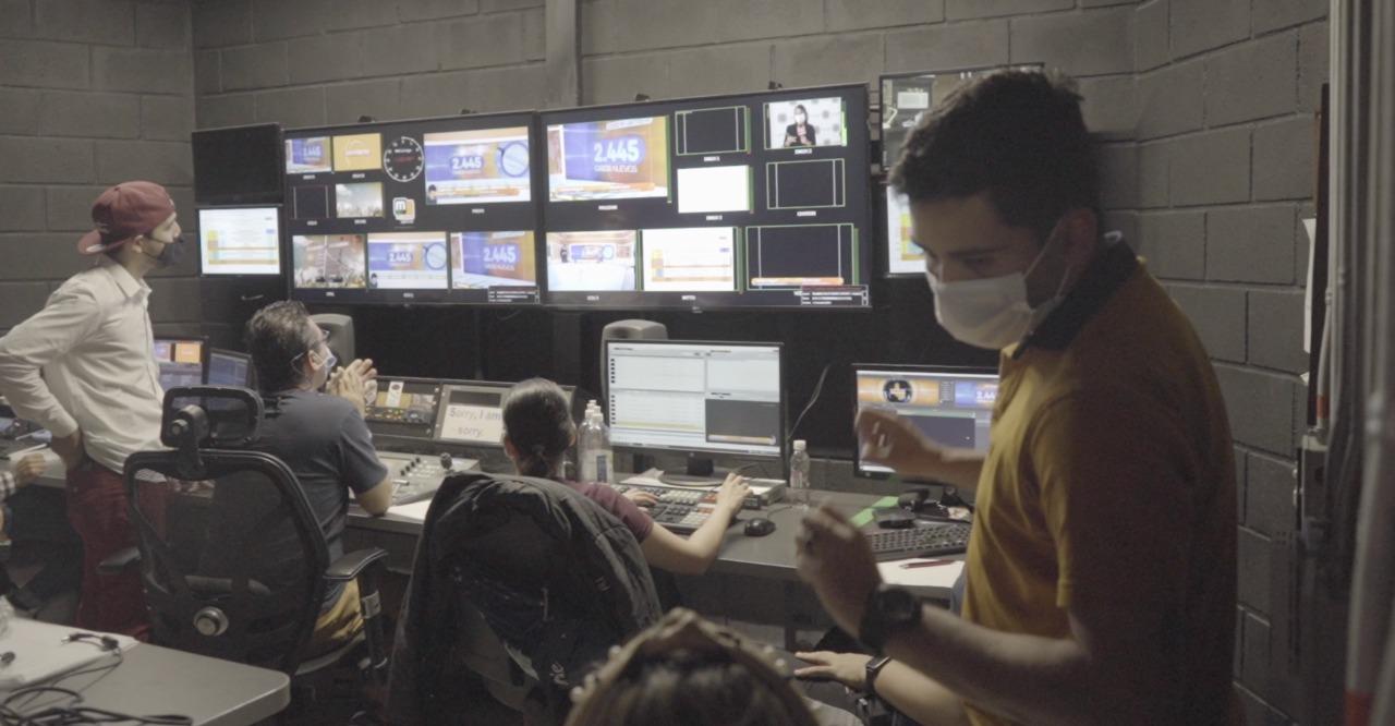 El sistema informativo de Noticias Telemedellín se transforma
