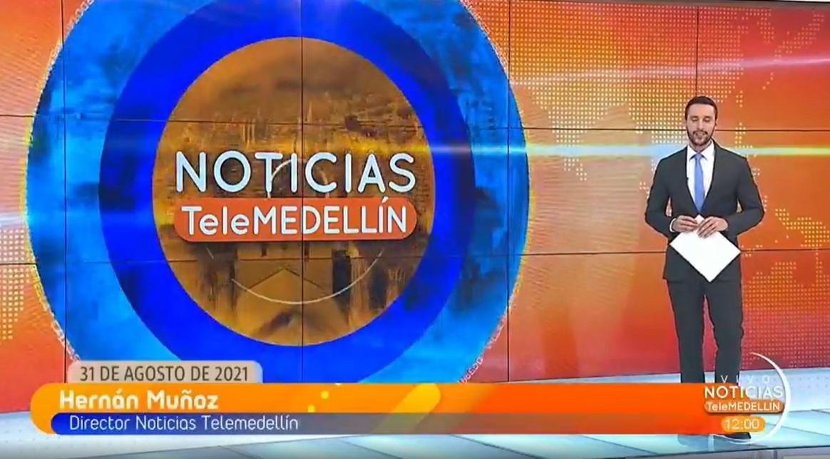 Noticias Telemedellín 14 de octubre del 2021 – emisión 12:00 m.