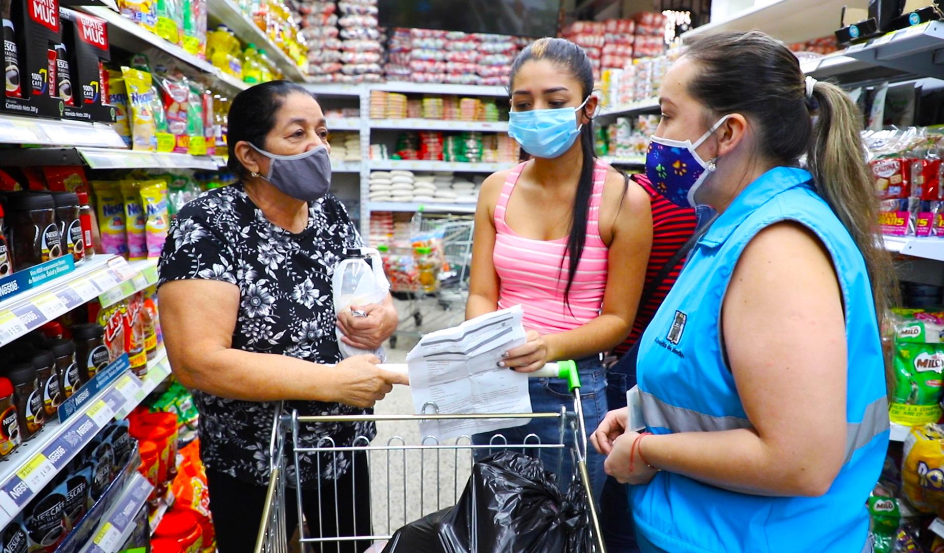 Medellín entregará 60.354 bonos alimentarios en 2021