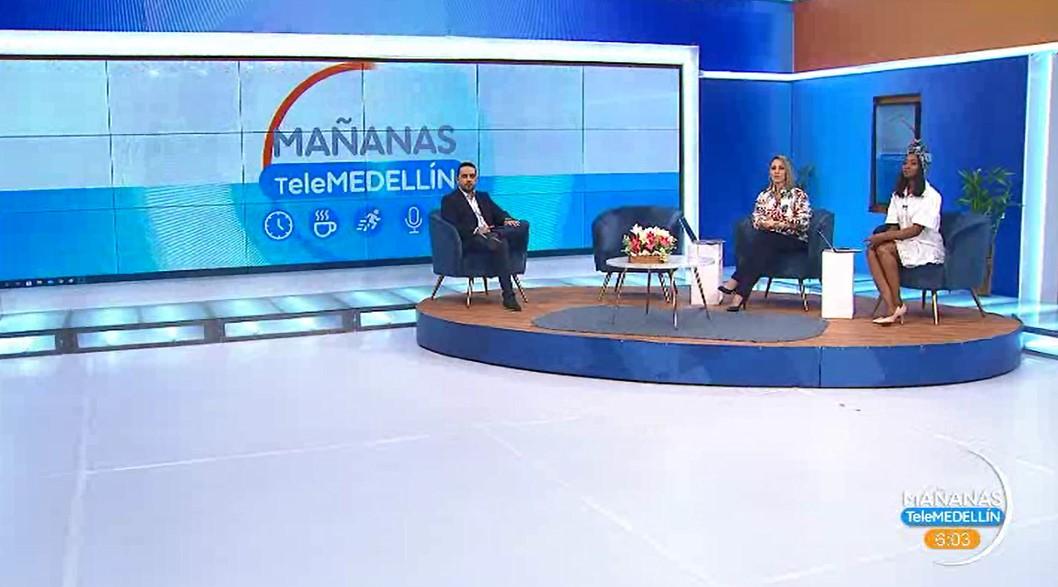 Mañanas Telemedellín del 21 de septiembre del 2021 – Emisión 6:00 a.m.