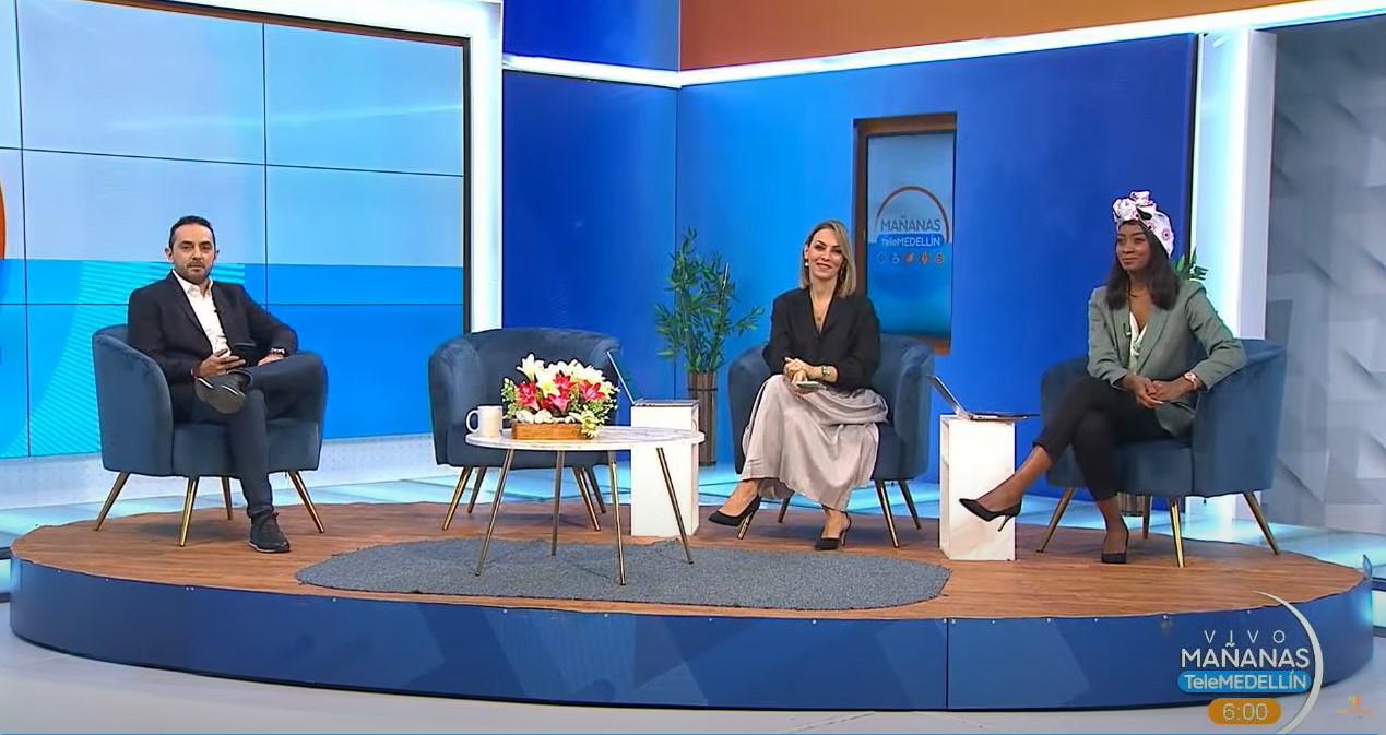 Mañanas Telemedellín del 22 de septiembre del 2021 – Emisión 6:00 a.m.