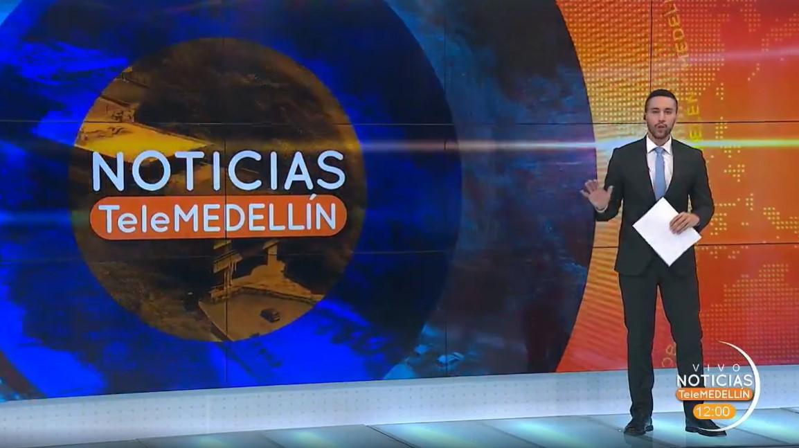 Noticias Telemedellín 22 de septiembre del 2021 – emisión 12:00 m.