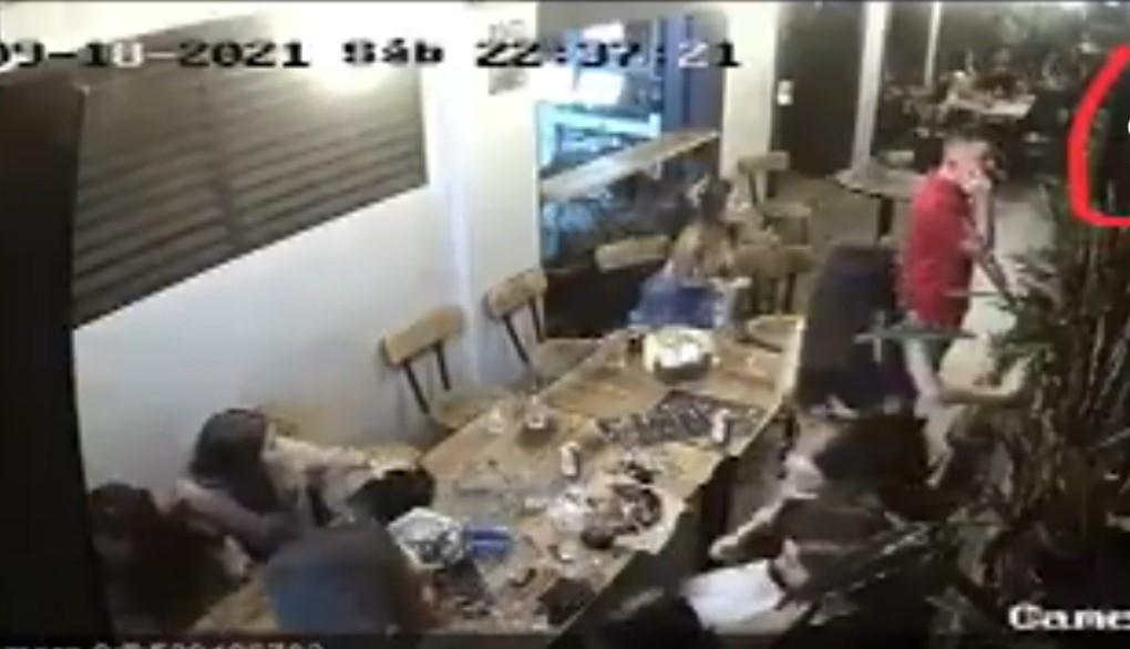 (Video) Robo masivo en Manila quedó registrado en cámaras de seguridad