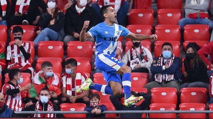 (Video) Falcao volvió a marcar con el Rayo Vallecano