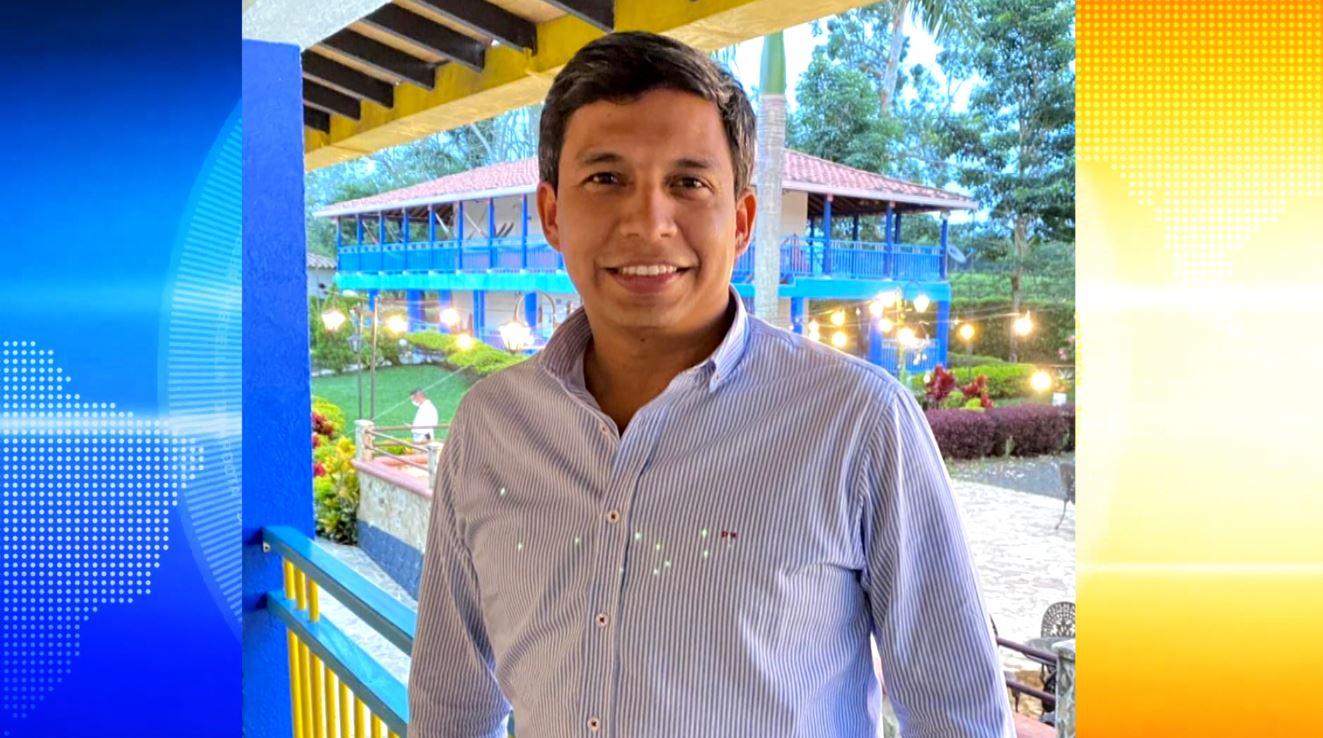 Deninson Mendoza asumió la gerencia de Telemedellín