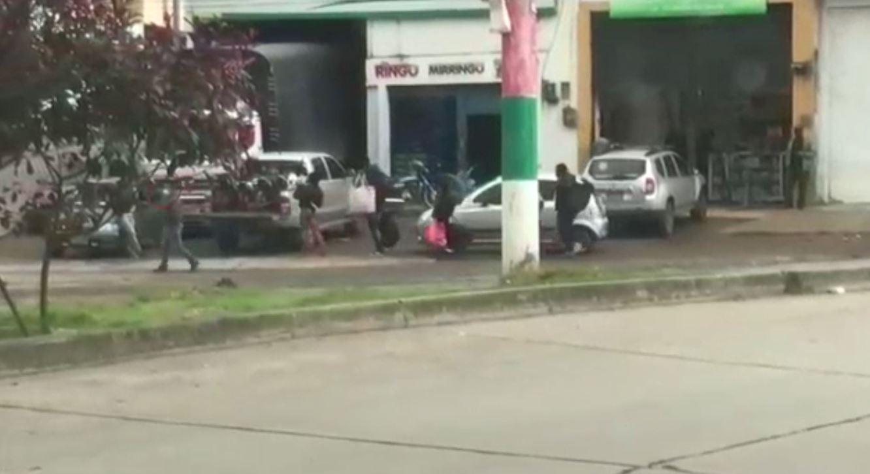 Capturan diez presuntos traficantes de migrantes al Urabá