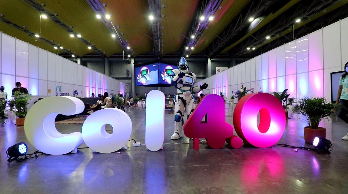 Medellín participó en evento de innovación Colombia 4.0