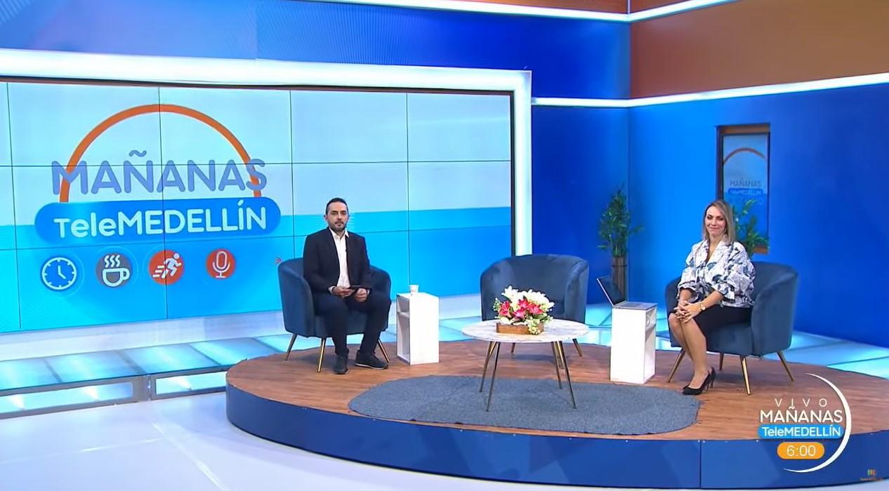 Mañanas Telemedellín del 13 de octubre del 2021 – Emisión 6:00 a.m.